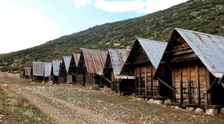 Bezirgan Köyü Fotoğrafları - Bezirgan Ambarları - Bezirgan Tahıl Ambarları