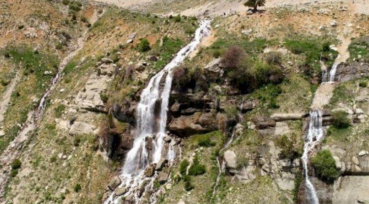 Kaş Cemre Köyü - Uçarsu Şelalesi Fotoğrafları 2