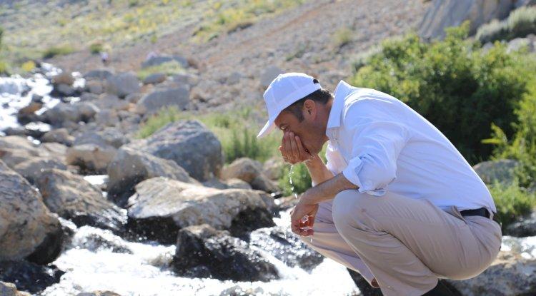 Kaş Cemre Köyü - Uçarsu Şelalesi Fotoğrafları 3
