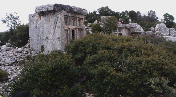 Phellos Antik Kenti -Phellos Antik Kenti Tarihçesi -Phellos Antik Kenti Nasıl Gidilir