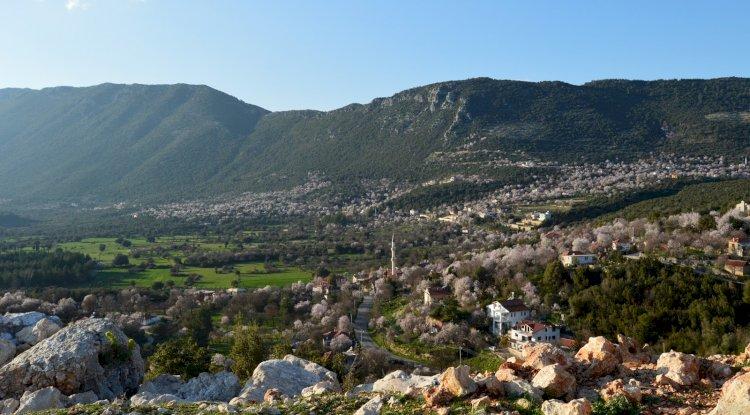 Kaş Çukurbağ Köyü Fotoğrafları - Sahil Çukurbağ Fotoğrafı 2