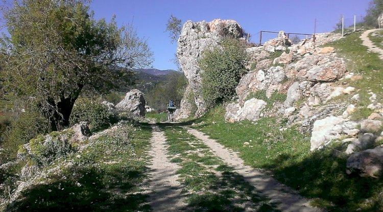 Phellos Antik Kenti - Phellos Antik Kenti Fotoğrafları 1