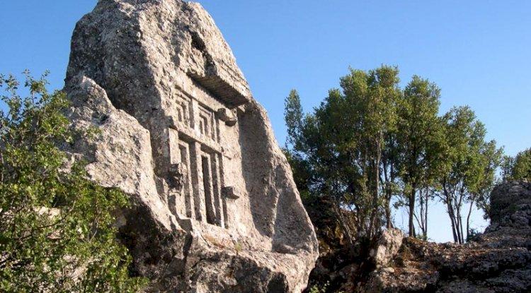 Phellos Antik Kenti - Phellos Antik Kenti Fotoğrafları 2