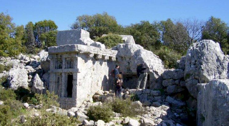 Phellos Antik Kenti - Phellos Antik Kenti Fotoğrafları 3