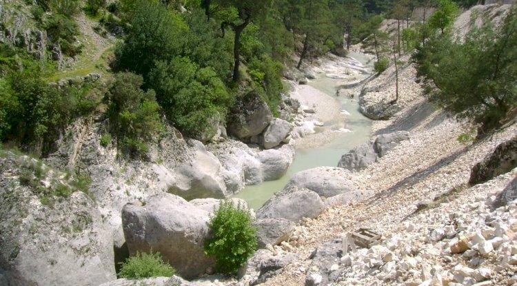 Derağzı Likya Su Yolu  - Dirgenler Likya Su Yolu  Fotoğrafları