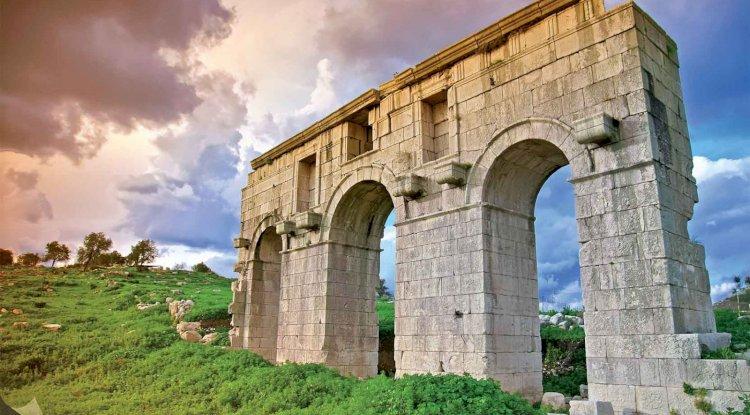 Patara Antik Kenti -Patara Antik Kenti Sur Kapısı