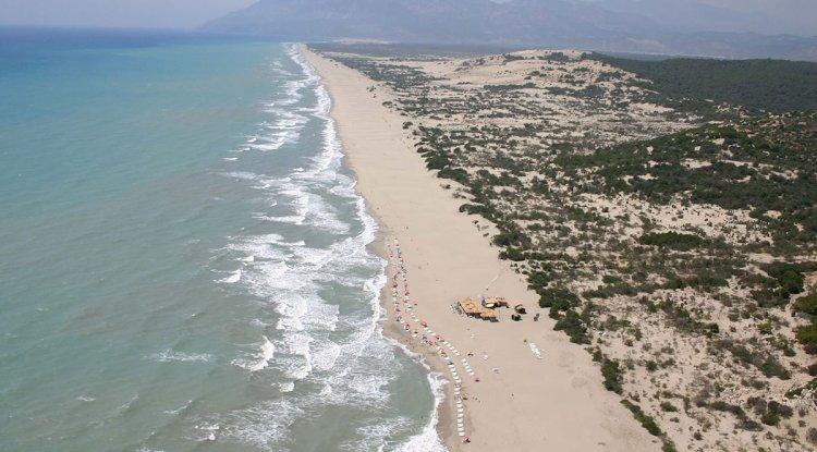 Patara Plajı - Patara Kum Tepesi - Patara Plajı Nerede