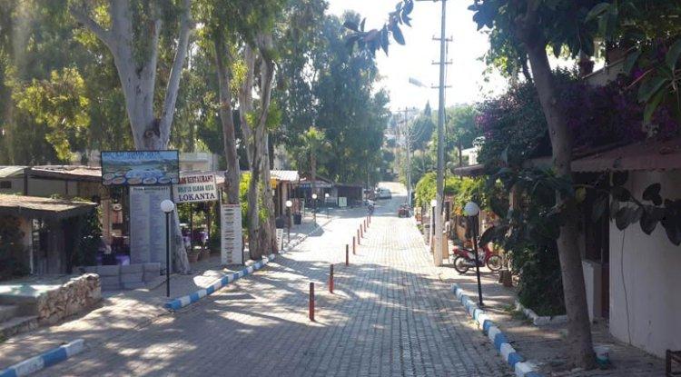Gelemiş Köyü Fotoğrafları - Köy Girişi