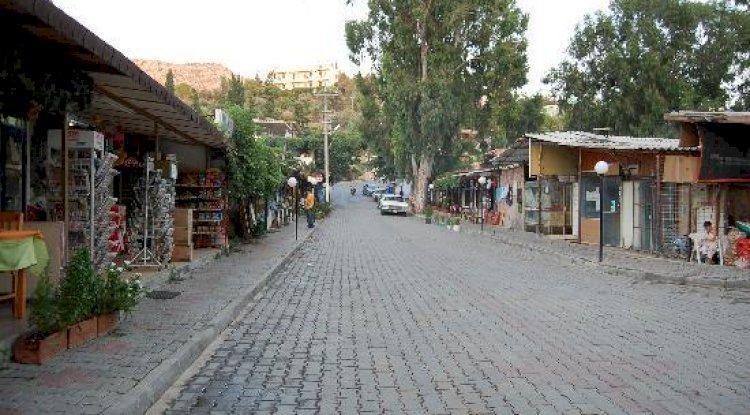 Gelemiş Köyü Fotoğrafları - Köy İçi