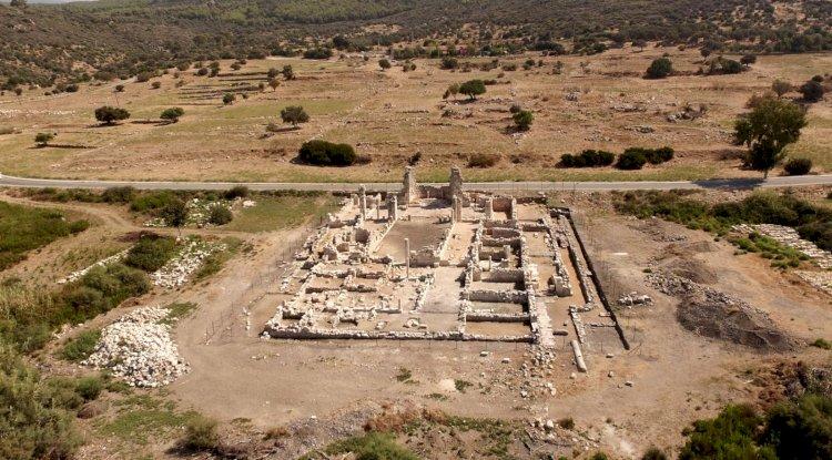 Patara Antik Kenti Fotoğrafları - Bazilika