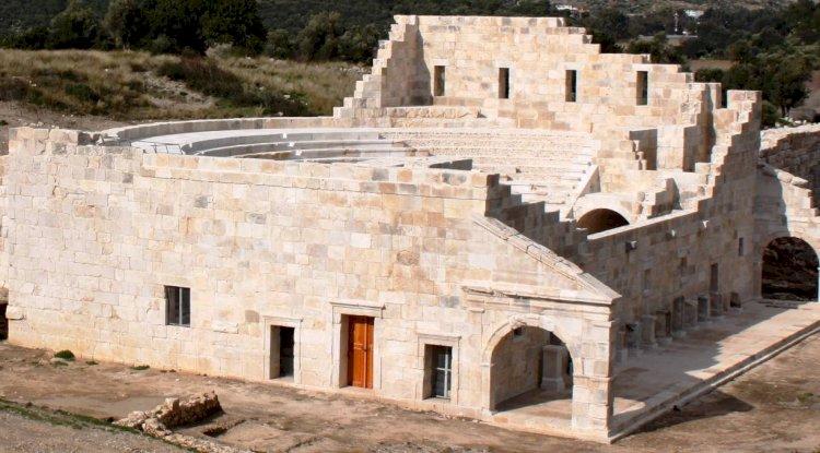 Patara Antik Kenti - Patara Meclis Binası Fotoğrafları 2