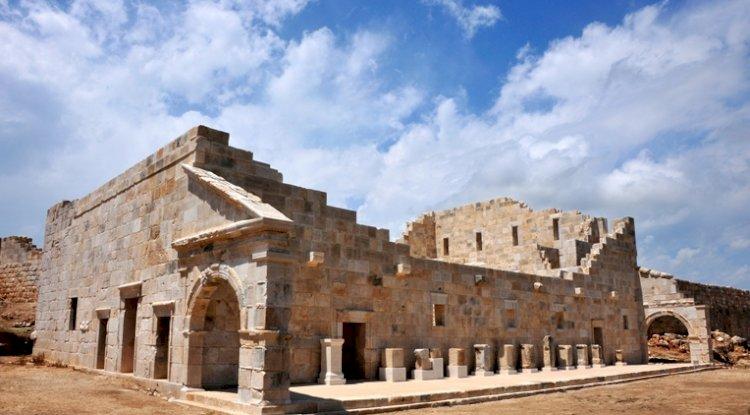 Patara Antik Kenti - Patara Meclis Binası Fotoğrafları 1