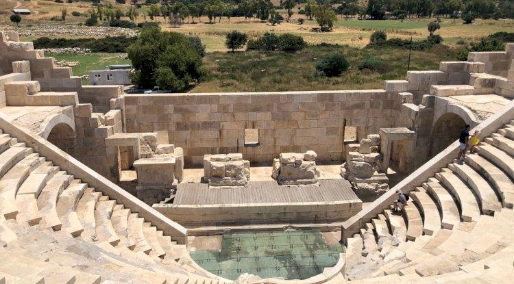Patara Antik Kenti - Patara Meclis Binası Fotoğrafları 3