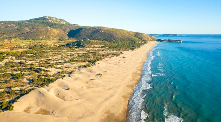 Patara Plajı - Patara Plajı Nerede - Patara Plajı Ulaşım
