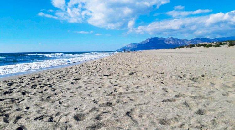 Patara Plajı - Patara Plajı Fotoğrafları 2