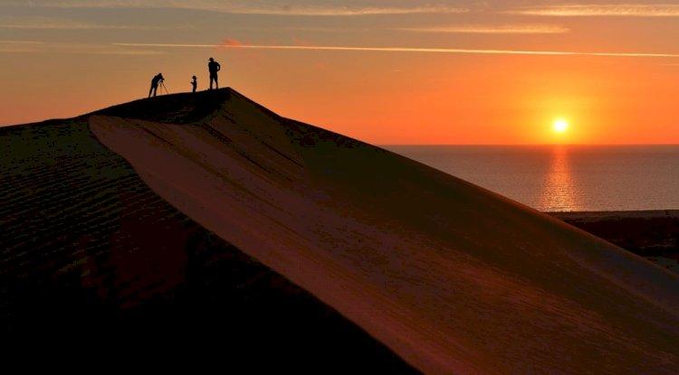 Patara Kum Tepesi - Patara Kum Tepeleri Fotoğrafları 5