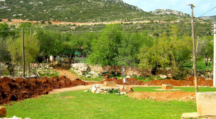 Kaş Gökçeören Köyü Fotoğrafları - İzne Mevkii 2