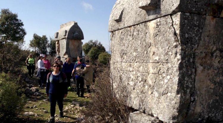 Gökçeyazı Tarihçesi - Corba Antik Kenti -Kyaneai Ören Yeri