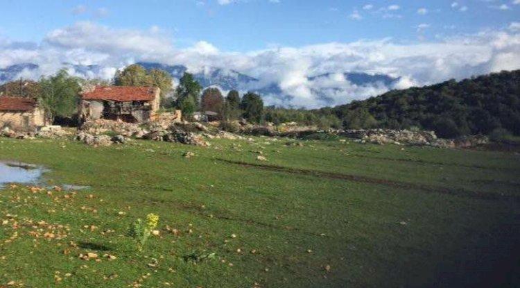 Kaş Gökçeyazı Köyü Fotoğrafları - Gökçeyazı 4