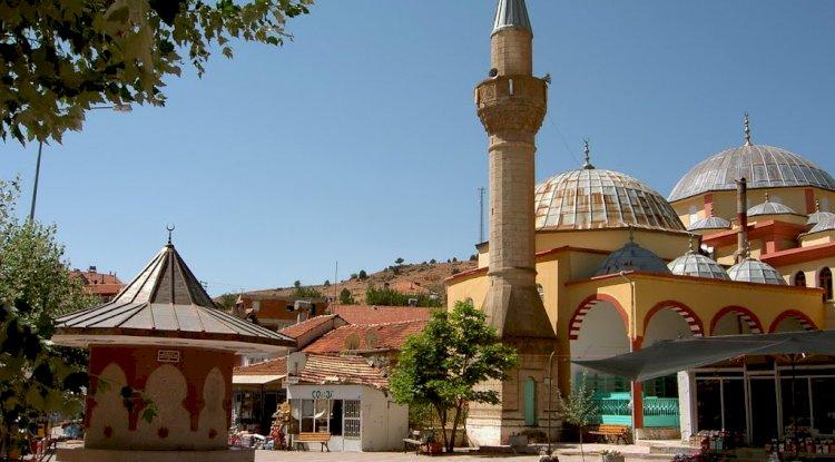 Kaş Gömbe Fotoğrafları - Gömbe Merkez Camii