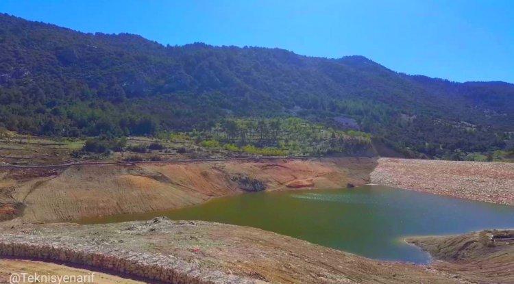 Kaş İkizce Köyü - Kaş İkizce Mahallesi - İkizce Gölü - İkizce Barajı
