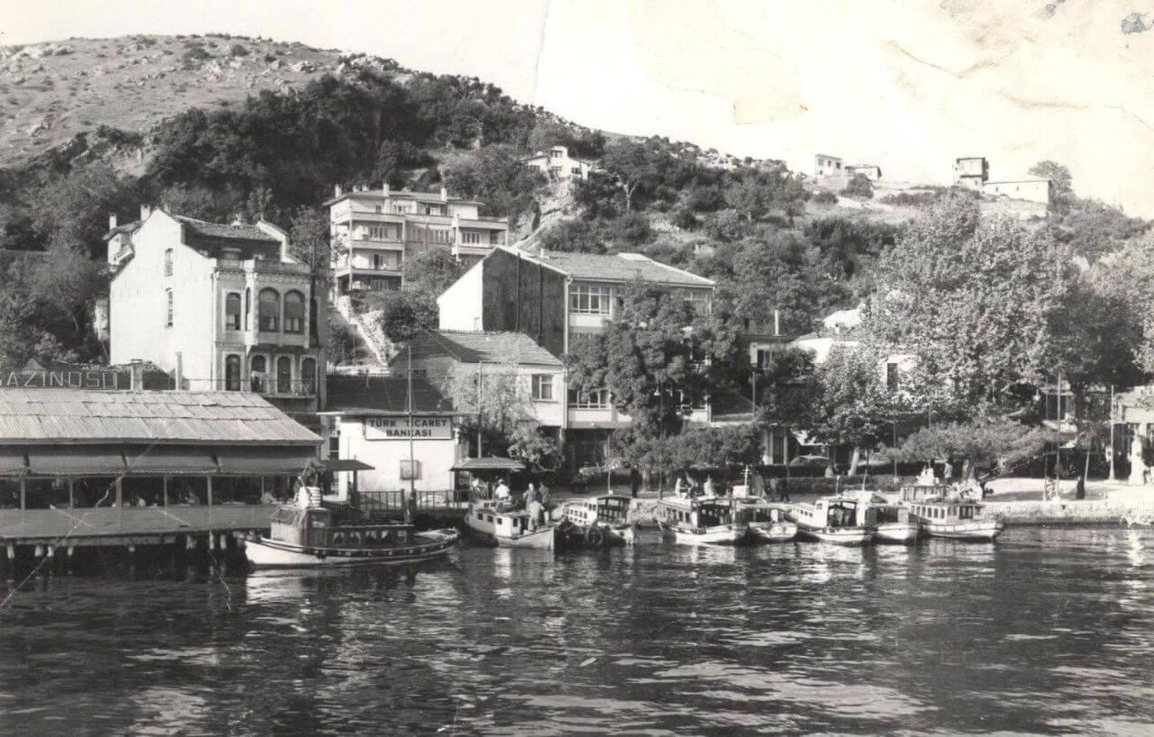 Kalkan Fotoğrafları - Eski Kalkan Fotoğrafları 2