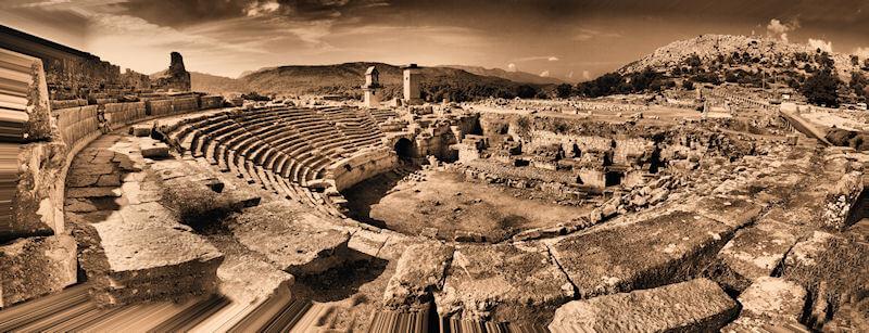 Kınık Tarihçesi - Xanthos Antik Kenti