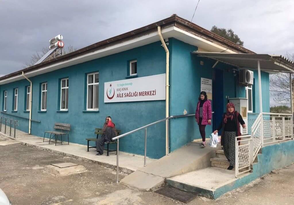 Kaş Kınık Mahallesi - Kınık Aile Sağlık Merkezi