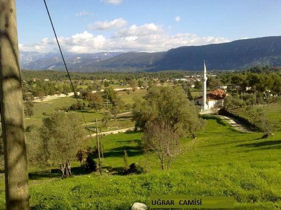 Kaş Uğrar Köyü Fotoğrafları -Kaş Uğrar Mahallesi Fotoğrafları Cami