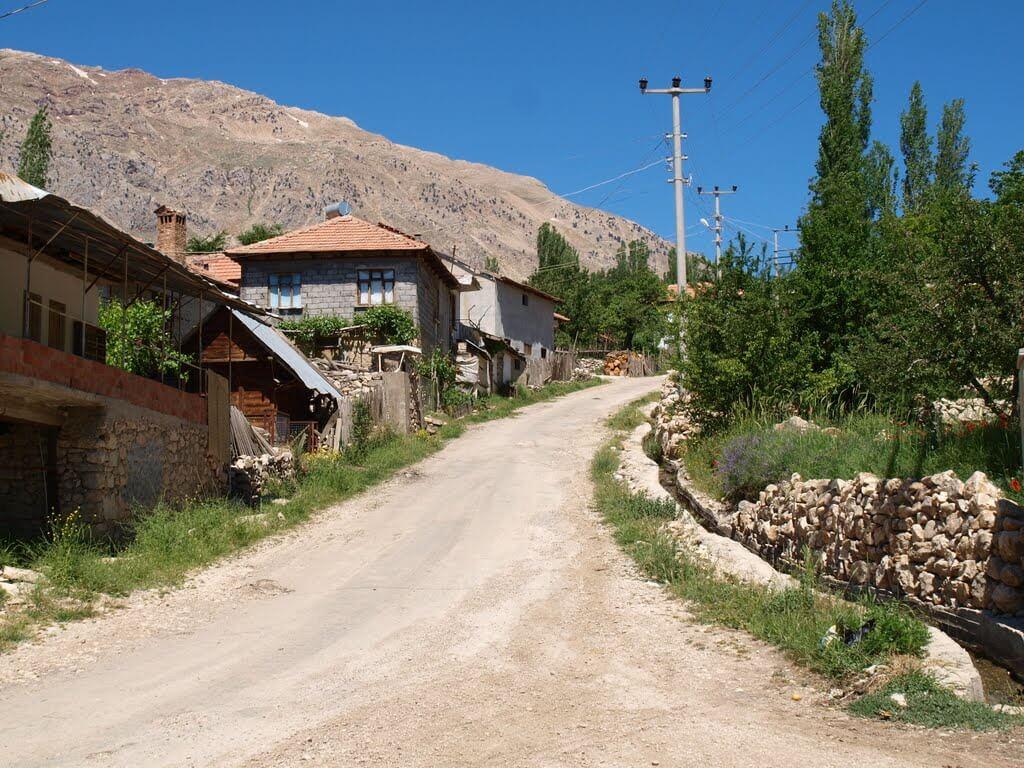 Kaş Yeşilbarak Köyü Fotoğrafları -Kaş Yeşilbarak Mahallesi Fotoğrafları 6