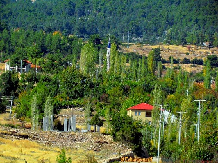 Kaş Üzümlü Mahallesi - Üzümlü Köyü Hakkında Her şey